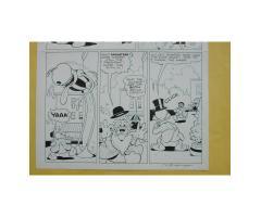 2003 Walt Disney's Uncle Scrooge #324 Original Ink Page 5 Comic Book Art Uncle Scrooge & Magica