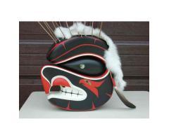 James Mack Bella Coola Thunder Mask