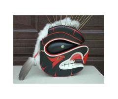 James Mack Bella Coola Thunder Mask