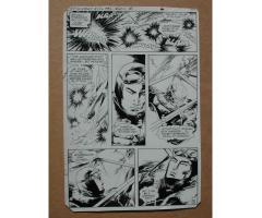 G. I. COMBAT #272 December 1983 Original Comic Book Art