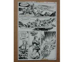 G. I. COMBAT #229 May 1981 Original Comic Book Art